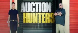 """Auction Hunters"" Allen Haff and Ton Jones Dig Through The ""Star Wars"" Archive"