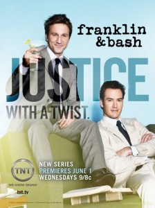 "TNT Summons Hit Series ""Franklin & Bash"" for Second Season"