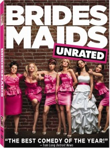 BRIDESMAIDS 3D Box Art - Low Res
