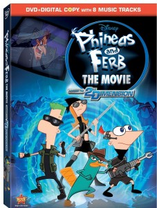 PhineasFerbTheMovieAcrossSecondDimDVD
