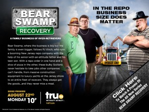 """Bear Swamp Recovery"" Promo for truTV's Newest Show Which Premieres Aug. 22"