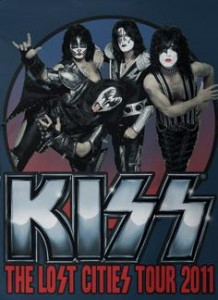 "Concert Review: Kiss ""The Lost Cities Tour 2011"" Verona, NY"