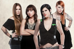 "Concert Review: Kittie ""I've Failed You Tour 2011"" Syracuse, NY"