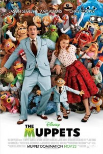"""Disney's """"The Muppets"""" Final Poster"""