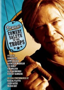 Ron White's Comedy Salute to the Troops DVD Announced