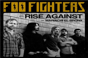 "Concert Review: Foo Fighters ""Wasting Light Tour 2011"""