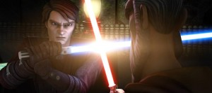 """Star Wars: The Clone Wars"" Sneak Preview of ""Shadow Warrior"" Episode"