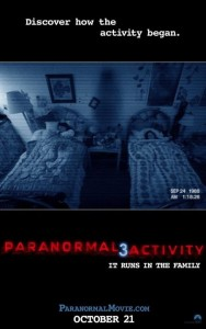 """Tweet to Decide Who in the World Sees """"Paranormal Activity 3"""" First!"""