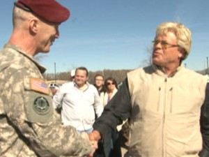 "DVD Review ""Ron White's Comedy Salute to the Troops"""