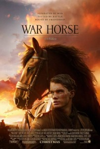 "Official Poster from Spielberg's ""War Horse"""