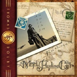Thomas Dolby_A Map of the Floating City_cover