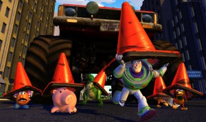 "3D Blu-ray Review ""Toy Story 2"""