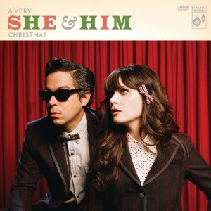"""CD Review: She & Him """"A Very She & Him Christmas"""""""