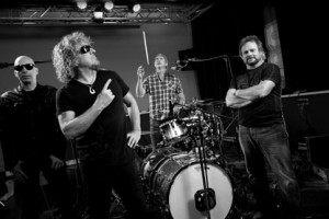 "Chickenfoot Debuts Music Video for ""Three and a Half Letters (I Need a Job)"""