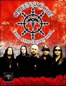 "Concert Review: Queensryche ""30th Anniversary"" Tour – Orlando, FL"