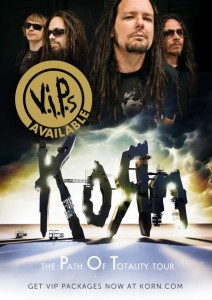"Concert Review: Korn ""The Path of Totality"" Tour, Orlando FL"