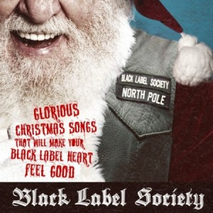 """CD Review: Black Label Society """"Glorious Christmas Songs That Will Make Your Black Label Heart Feel Good"""" EP"""