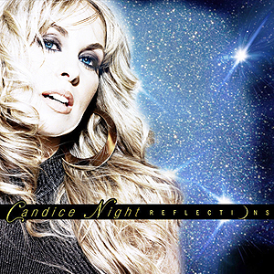 Candice Night - Reflections - front cover