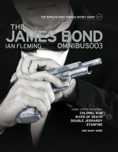 "Book Review ""The James Bond Omnibus 003"""