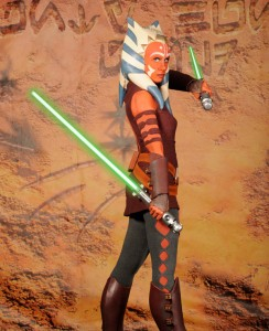 """Star Wars"" Actress Ashley Eckstein's Ultimate Cosplay Experience"