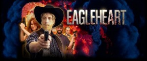 "Adult Swim's ""Eagleheart"" Interview Series"