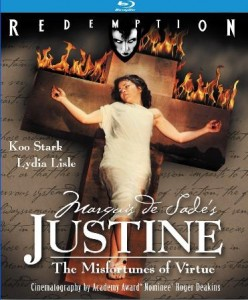 "Blu-ray Review ""Marquis de Sade's Justine"""