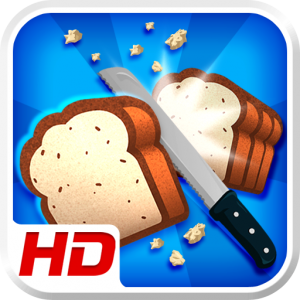 "iPad Game Review ""Sliced Bread HD"""