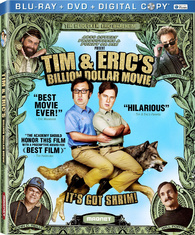 "Blu-ray Review ""Tim and Eric's Billion Dollar Movie"""