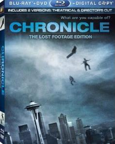 "Blu-ray Review ""Chronicle: The Lost Footage Edition"""
