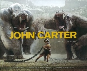 john carter-art