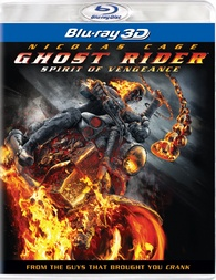"3D Blu-ray Review ""Ghost Rider: Spirit of Vengeance 3D"""