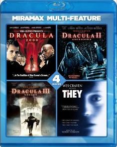"""Blu-ray Review """"Miramax Multi-Feature: Wes Craven Presents Series"""""""
