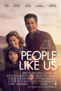 "Complimentary Passes to the Orlando, FL Screening for ""People Like Us"" [ENDED]"