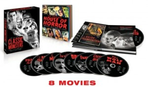 """""""Universal Classic Monsters: The Essential Collection"""" on Blu-ray October 2nd"""