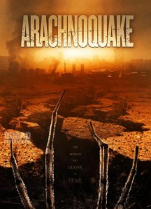 "Tracey Gold and Bug Hall and Director Griff Furst talk about Syfy's ""Arachnoquake"""