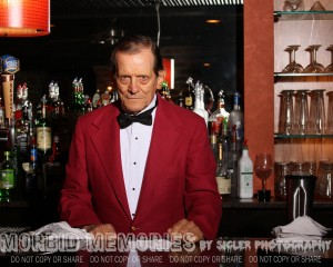 Joe Turkel MG With a role that is