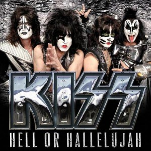 "Kiss releases new music video for ""Hell Or Hallelujah"""