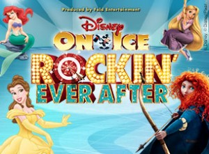 "Disney On Ice ""Rockin' Ever After"" Heads to Orlando This September"
