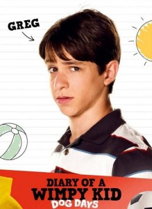 "Zachary Gordon talks about playing Greg in series ""Diary of a Wimpy Kid"""