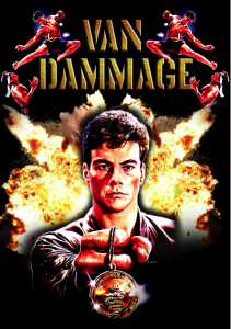 van_dammage_poster