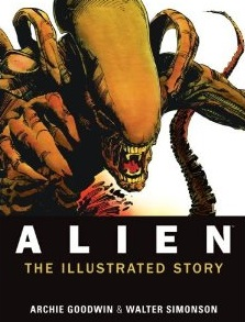 "Book Review ""Alien – The Illustrated Story"""