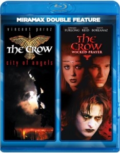 "Blu-ray Review ""Miramax Double Feature: The Crow: City of Angels / The Crow: Wicked Prayer"""
