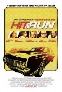 "Win Passes to an Advance Screening of ""Hit and Run"" in Kansas City [ENDED]"