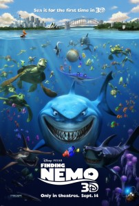 "Complimentary Passes to the Orlando, FL Screening for Disney·Pixar's ""Finding Nemo 3D"" [ENDED]"
