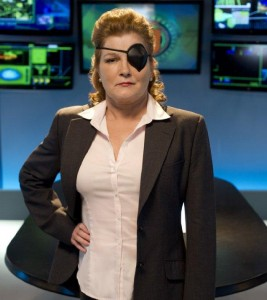 "Kate Mulgrew talks about her role in Adult Swim's ""NTSF:SD:SUV::"""
