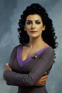"Marina Sirtis reflects on the 25th Anniversary of ""Star Trek:"" The Next Generation"""