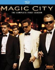 "Blu-ray Review ""Magic City: The Complete First Season"""