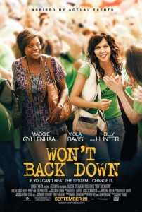 "Complimentary Passes to the Orlando, FL Screening for ""Won't Back Down"" [ENDED]"