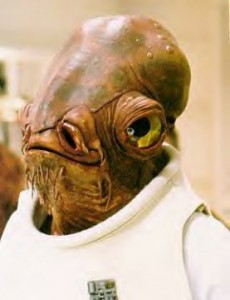 "Tim Rose talks about puppeting Admiral Ackbar in ""Star Wars: Return of the Jedi"" and working with Jim Henson"