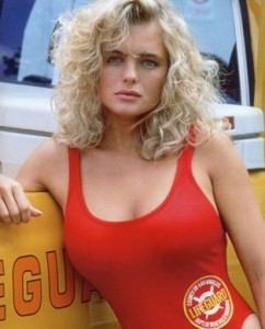 "Erika Eleniak reflects on ""Baywatch"" and working with Jim Varney"